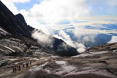 alps, adventure, cloud, moraine, mountain, valley, nature, glacial landform, mountain range, cirque, geology, ridge, fell, landscape, wilderness, mountain pass, mountainous landforms,