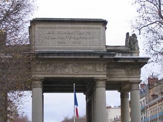 Monument aux Morts の画像. france toulouse