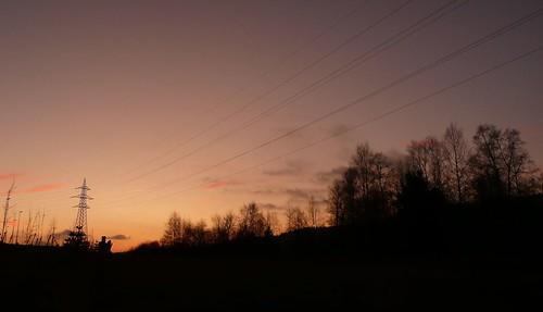 autumn sunset automne schweiz switzerland soleil suisse coucher svizzera soir neuchatel chauxdefonds cretdulocle leseplatures