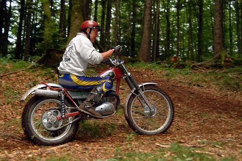 CZ Vintage Classic Trial Sport (c) 2005 Бернхард Эггер :: ru-moto images 388