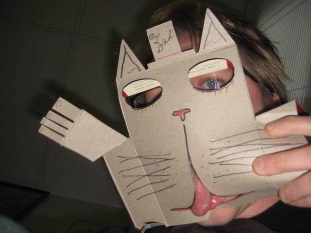 DJG's Cat Mask