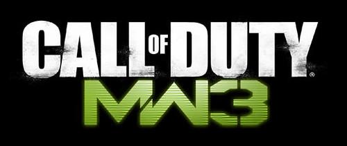 Modern Warfare 3 Logo