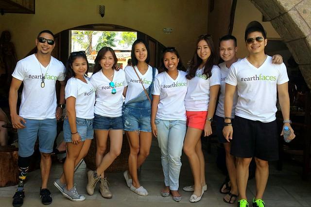 #EarthFaces team