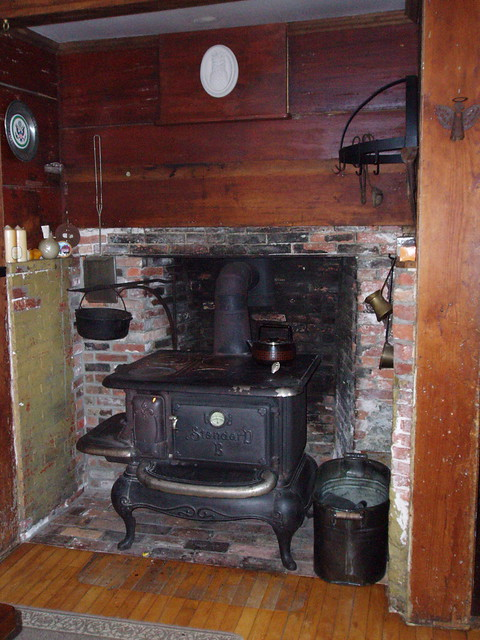 Antique Stoves France - p2