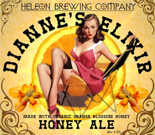 Dianne's Elixir | Dianne's Elixir Orange Blossom Honey Ale
