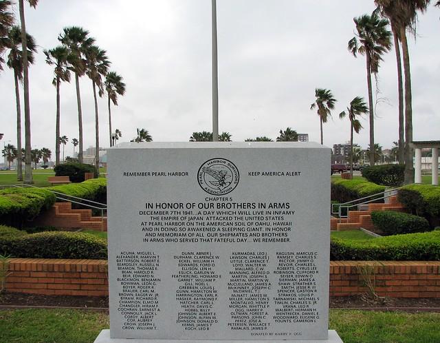 Pearl Harbor Memorial Corpus Christi Flickr Photo Sharing