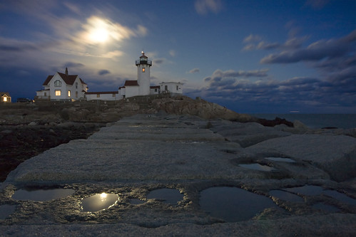 Eastern Point Lighthouse - Reupload