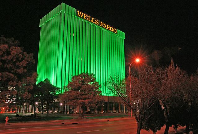 Wells Fargo Building, Albuquerque
