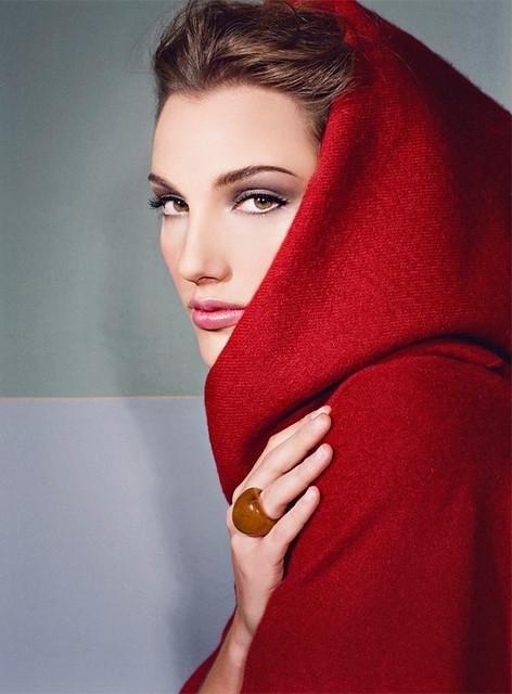 Simon Pais - Geometric Fashion Shoot / Vanidades Magazine