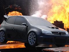 volkswagen golf(0.0), automobile(1.0), automotive exterior(1.0), wheel(1.0), vehicle(1.0), automotive design(1.0), volkswagen r32(1.0), volkswagen gti(1.0), volkswagen golf mk5(1.0), city car(1.0), compact car(1.0), bumper(1.0), land vehicle(1.0), hatchback(1.0),