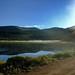 beaver lake at dawn