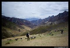 Trekking, Kakkabe