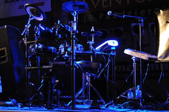 Roland V Drums Tour Kit