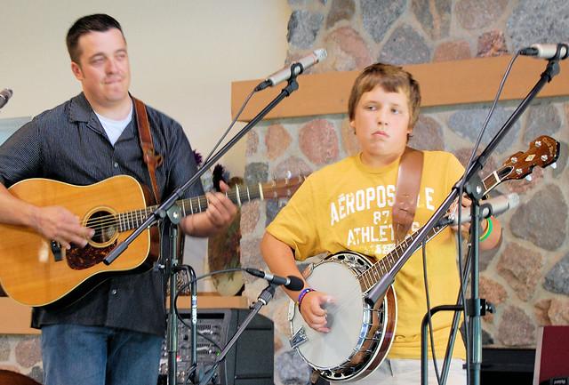 Photo:Ensemble_Banjo At Mt Morris Jam Camp By pmpilgrim