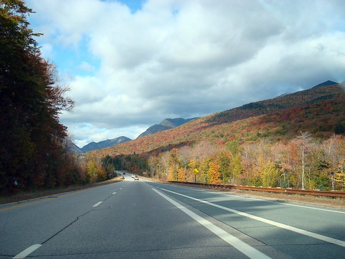 New Hampshire Foliage (Credit: Svadilfari on Flickr.com)