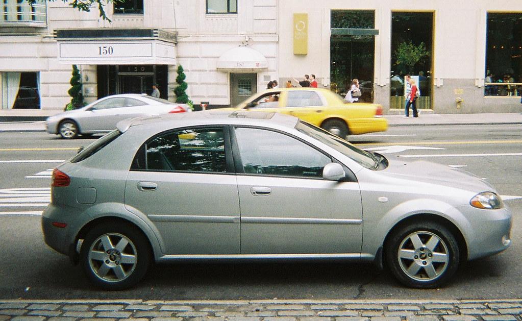 Suzuki Forenza Lacetti Conversion
