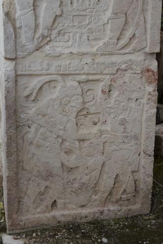 Maya Reliefs