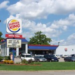 Burger King, La Crosse, Wisconsin