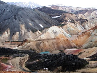 Sulfur mountain