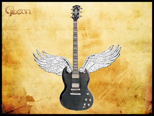 Papel de Parede Gibson SG Alada - Wallpaper