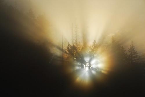 mountains sunrise rainbow colorado rocky halo hero winner flare rays wetmore westcliffe pfogold herowinner