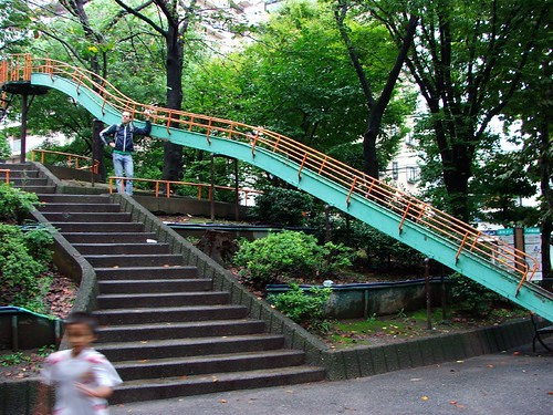 awesome Tokyo playground