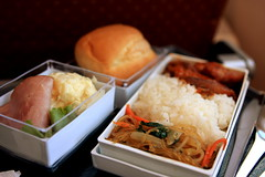 Inflight Meal - Singapore Airlines