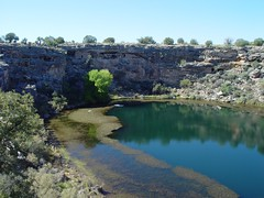 Montezuma Well Nat'l Monument - Cliff Dwellings