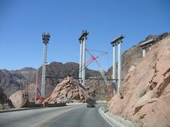 2007 06 16 - Hoover Dam - US93 Hoover Dam Bypass 2