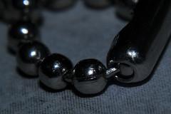 art(0.0), chain(0.0), bracelet(0.0), jewelry making(1.0), jewellery(1.0), black(1.0), bead(1.0),