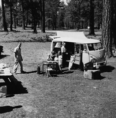 Hat Creek Campground 1964 #3