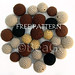 Pattern for Crocheted Beads (Patroon voor Gehaakte Kralen) by Made by BeaG