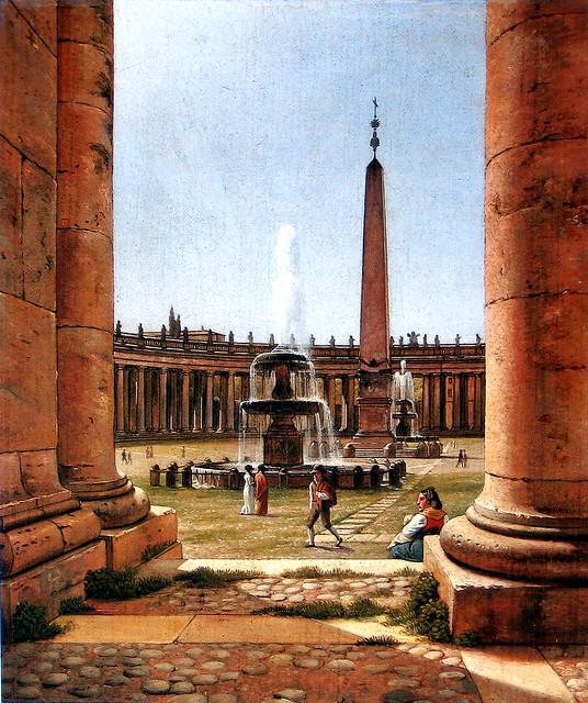 1813 2005 Piazza San Pietro