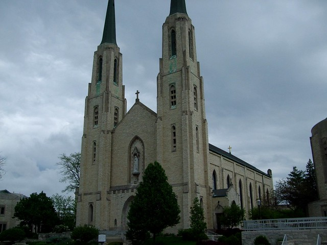 Cathedral Of The Immaculate Conception Fort Wayne In Flickr Photo Sharing