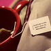 Gratitude reminder from my Yogi tea