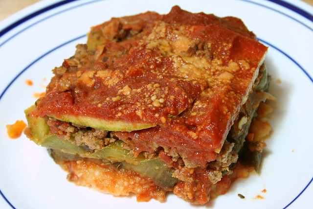 Eggplant Lasagna | Flickr - Photo Sharing!