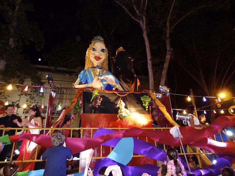 Mendoza Queens parade 13