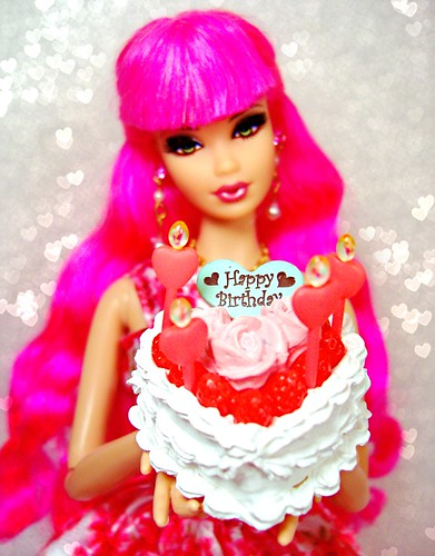 Happy 55th Birthday, Barbie!