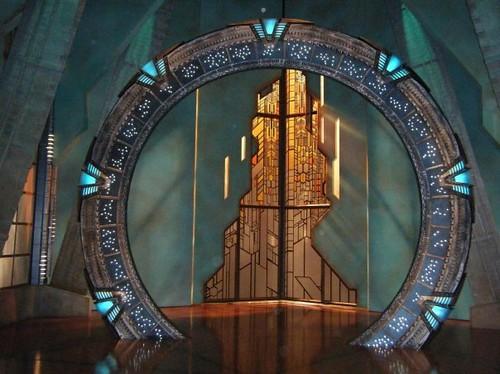 Stargate Set Tour Vancouver
