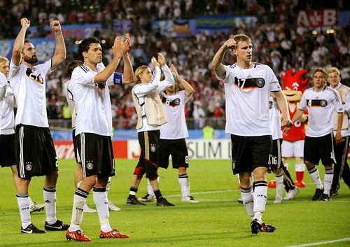 Alemania vs Portugal - EURO 08 Cuartos de Final