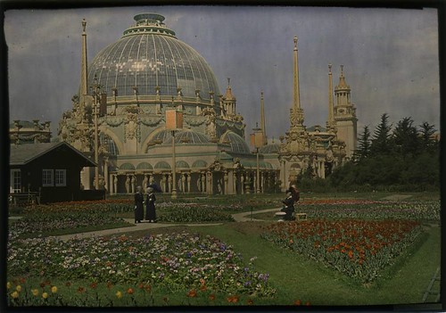 Palace of Horticulture, Pan American Exposition