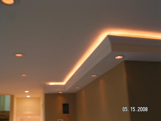 custom lighting in soffits we built flickr photo sharing. Black Bedroom Furniture Sets. Home Design Ideas