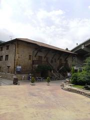 Caserío del Restaurante Untzigain