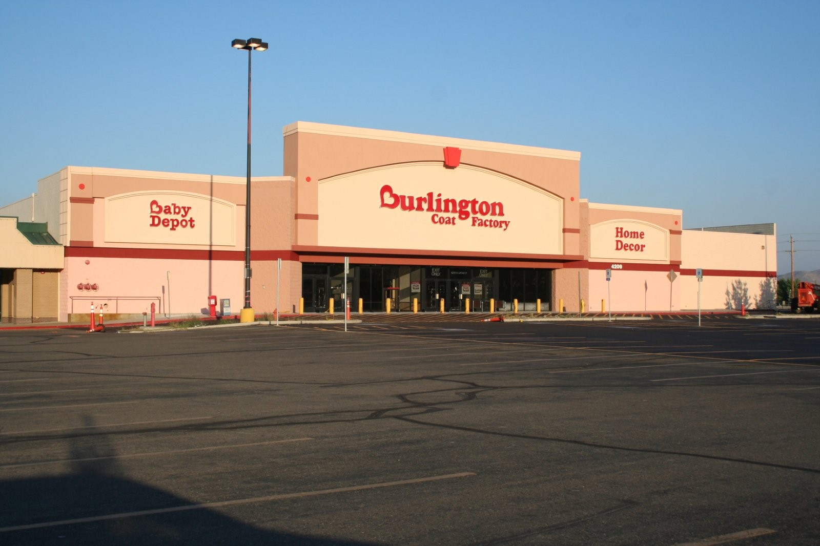 Burlington Coat Factory Around Carson