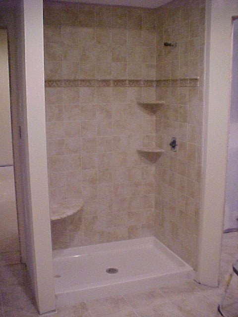 Bathroom Custom Shower Stall Flickr Photo Sharing
