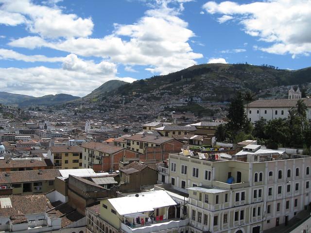 Header of Quito