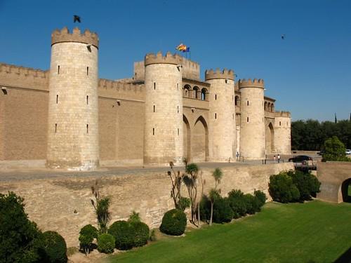 Exterior of Alfajeria, Zaragoza 2