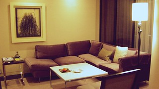 Executive Suite Living Room - Four Seasons Tokyo at Marunouchi
