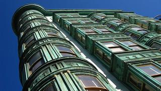 Columbus Tower / San Francisco Flat Iron Building