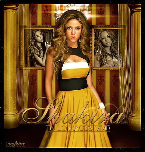 Shakira - Tu lo Haces Vivir